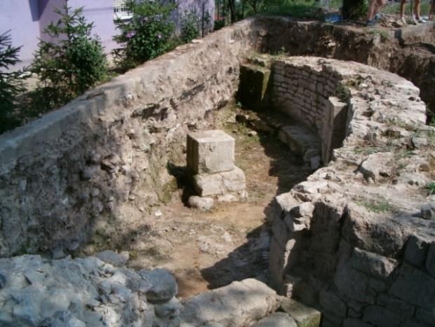 Abasár királyi és egyházi központ
