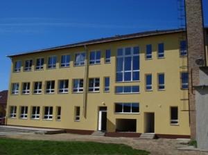 Iskola - felújítás után